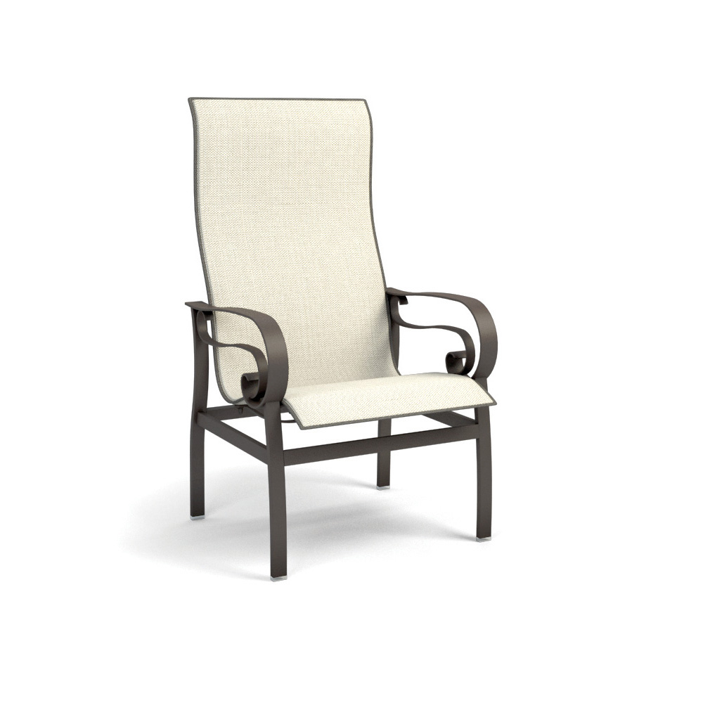 Homecrest Emory High Back Dining Arm Chair - 2M379