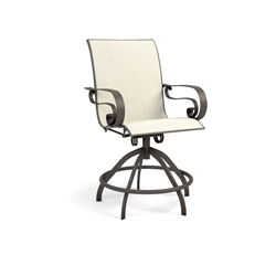Homecrest Emory Swivel Rocker Balcony Stool - 2M780