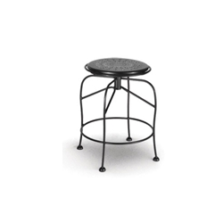 Homecrest Espresso Backless Swivel Balcony Stool - 93240