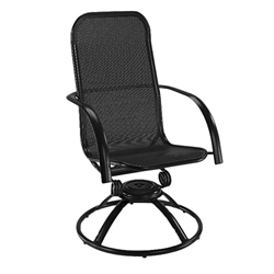Homecrest Florida Mesh High Back Swivel Rocker - 2F900