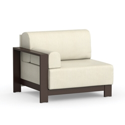 Homecrest Grace Modular Right Arm Cuddle Chair - 1038R