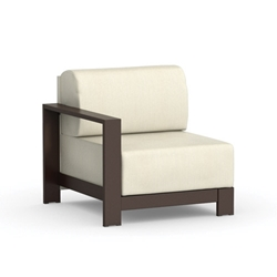 Homecrest Grace Modular Right Arm Chat Chair - 1039R