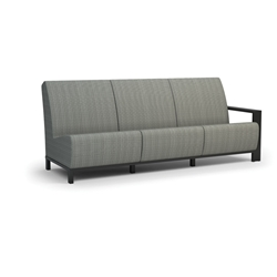 Homecrest Grace Left Arm Sofa - 10AR43L