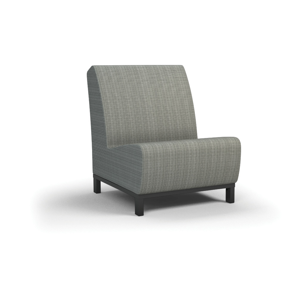 Homecrest Grace Air Armless Chat Chair - 51AR350
