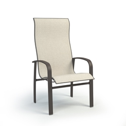Homecrest Harbor Sling High Back Dining Chair - 32379