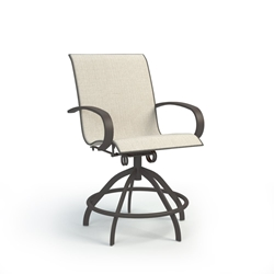 Homecrest Harbor Sling Swivel Rocker Balcony Stool - 32780