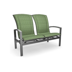 Homecrest Havenhill Dual Motion Loveseat - 4A420