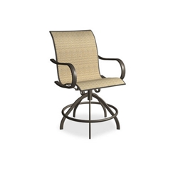 Homecrest Holly Hill Swivel Rocker Balcony Stool - 2A780