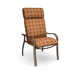 Homecrest Holly Hill Cushion High Back Dining Chair - 2247A