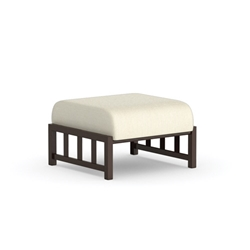 Homecrest Liberty Cushion Ottoman - 1612A