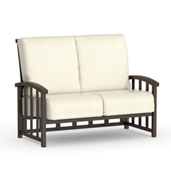 Homecrest Liberty Cushion Loveseat - 1642A