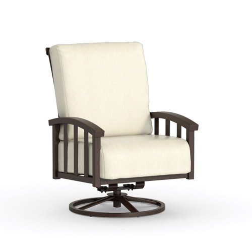 Homecrest Liberty Cushion Swivel Rocker Chat Chair - 1690A