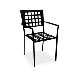 Homecrest Manhattan Stackable Cafe Chair - CH320-CH