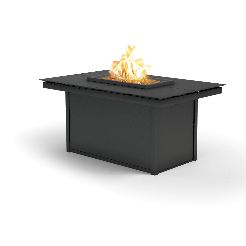 Homecrest 32 Inch x 52 Inch Mode Chat Fire Pit - 133252C
