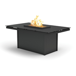 Homecrest 36 Inch x 60 Inch Chat Fire Pit - 133660C
