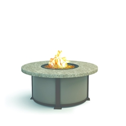 "Homecrest Sandstone 42"" Coffee Fire Pit - 4642LSS"