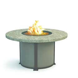 "Homecrest Sandstone 54"" Dining Fire Table - 4654DSS"