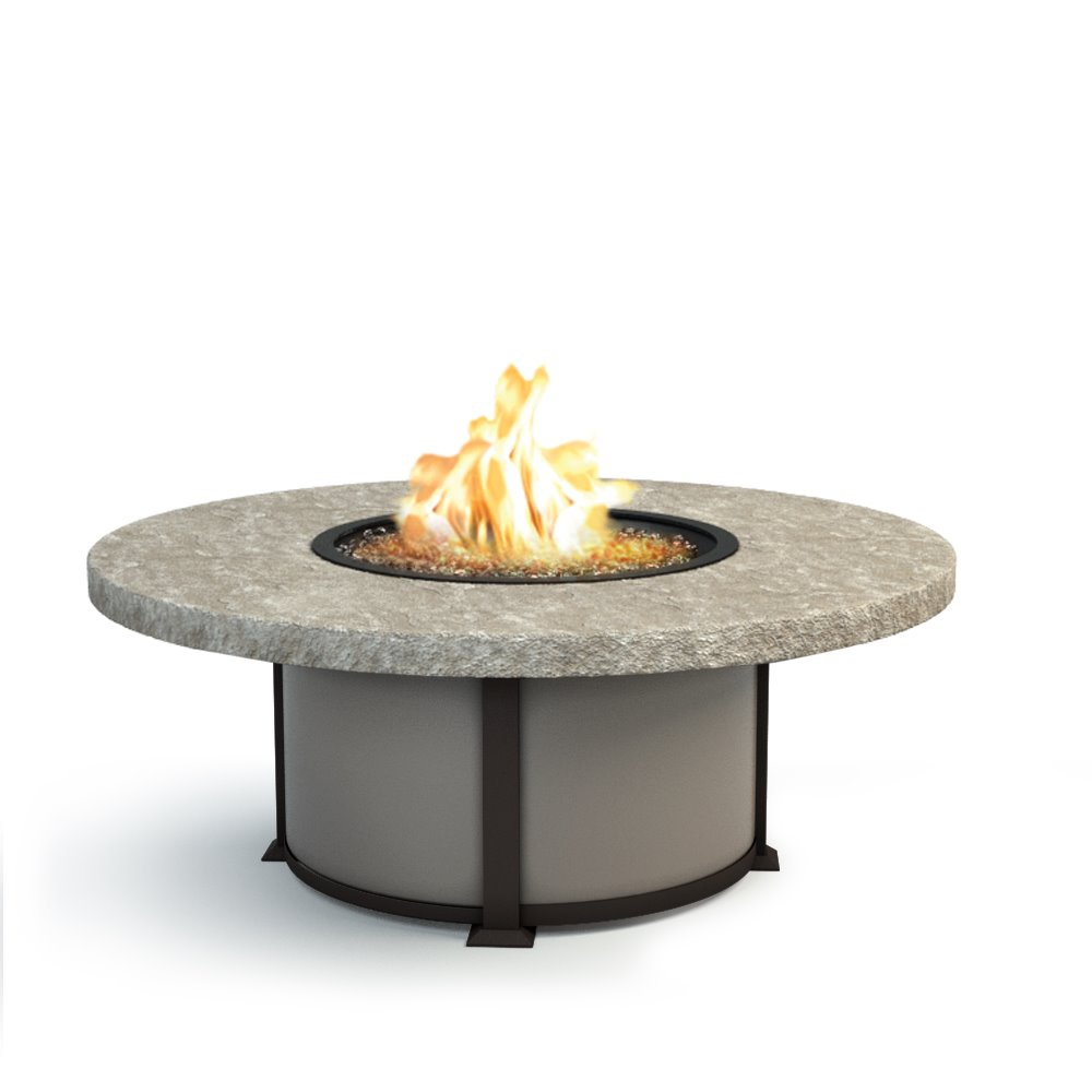 "Homecrest Sandstone 54"" Coffee Fire Pit - 4654LSS"