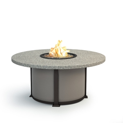 "Homecrest Shadow Rock 48"" Chat Fire Pit - 4648CSH"
