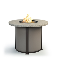 "Homecrest Slate 48"" Balcony Fire Table - 4648BSL"