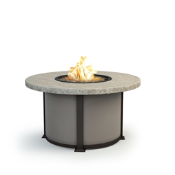 "Homecrest Slate 48"" Chat Fire Pit - 4648CSL"