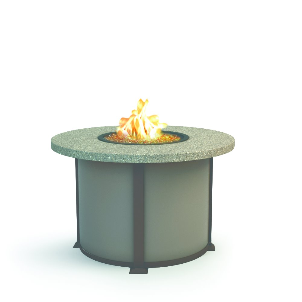 "Homecrest Stonegate 42"" Dining Fire Table - 4642DSG"