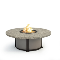 "Homecrest Stonegate 54"" Coffee Fire Pit - 4654LSG"