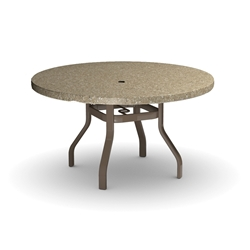 Homecrest Stonegate 42 inch round Dining Table - 3742RDSG-NU