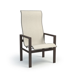 Homecrest Sutton High Back Sling Dining Chair - 45379