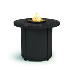 "Homecrest Timber 30"" Round Chat Fire Table - 3430CTM"