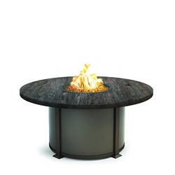Homecrest Timber Fire Pit Tables