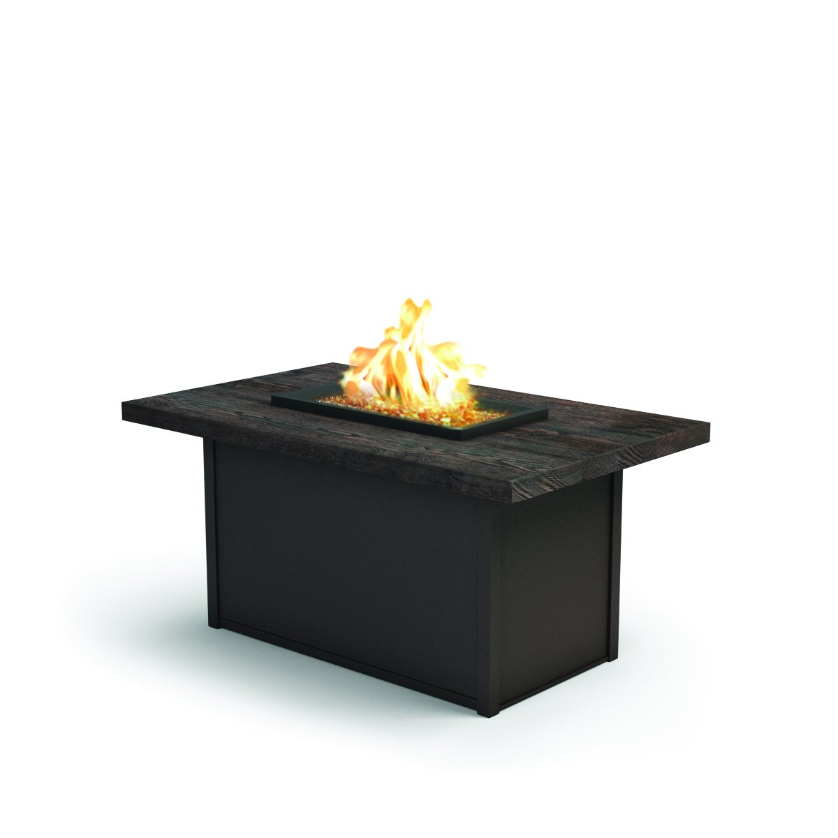 "Homecrest Timber 32"" x 52"" Chat Fire Pit - 893252XCTM"