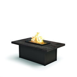 "Homecrest Timber 32"" x 52"" Coffee Fire Pit - 893252XLTM"