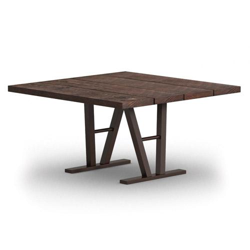 Awe Inspiring Homecrest Timber 48 Square Dining Table W Architectural Spiritservingveterans Wood Chair Design Ideas Spiritservingveteransorg