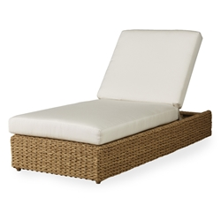 Lloyd Flanders Cayman Chaise Lounge with Cushion - 281020