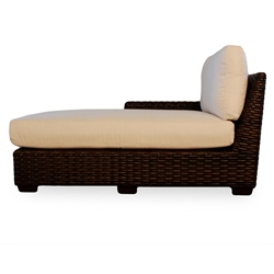 Lloyd Flanders Contempo Right Arm Chaise - 38025