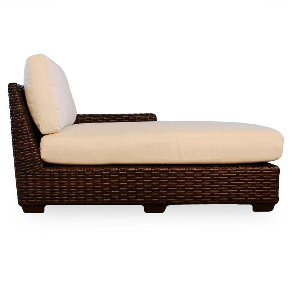 Lloyd Flanders Contempo Left Arm Chaise - 38026