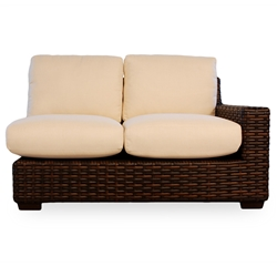 Lloyd Flanders Contempo Left Arm Loveseat - 38052