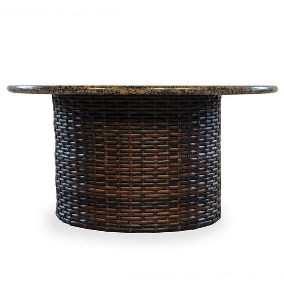 Lloyd Flanders Contempo Round Fire Pit Table - 38099