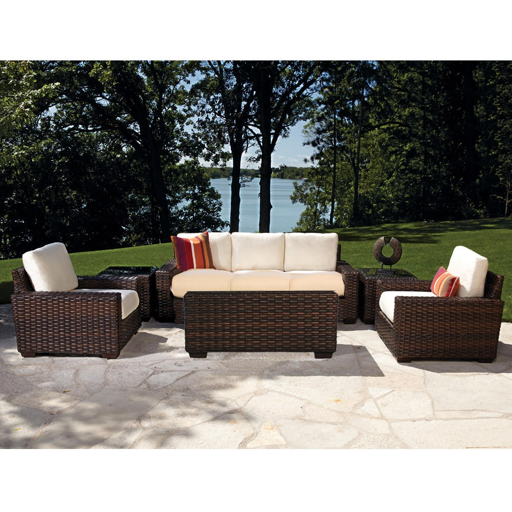 Lloyd Flanders Contempo Lounge Set - LF-CONTEMPO-SET5
