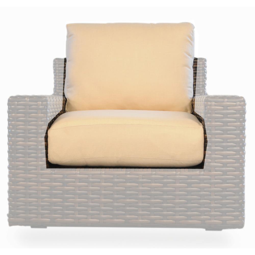 Lloyd Flanders Contempo Glider Lounge Chair Cushions