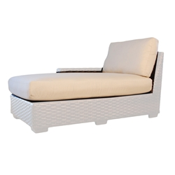 Lloyd Flanders Contempo Right Arm Chaise Cushions - 38925-38725