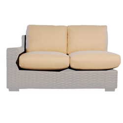 Lloyd Flanders Contempo Right Arm Love Seat Cushions - 38950-38750-38051
