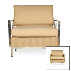 Lloyd Flanders Elements Lounge Chair - 203302