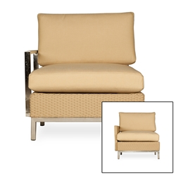 Lloyd Flanders Elements Right Arm Lounge Chair - 203328-203028