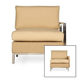 Lloyd Flanders Elements Left Arm Lounge Chair - 203329-203029
