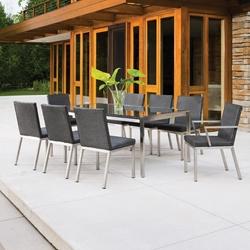 Cushionless Patio Furniture