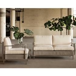 Lloyd Flanders Elements 3 Piece Patio Set - LF-ELEMENTS-SET1
