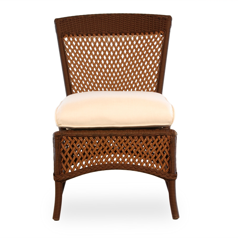 Lloyd Flanders Grand Traverse Armless Dining Chair - 71307