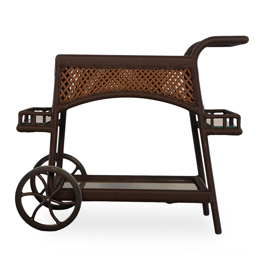 Lloyd Flanders Grand Traverse Serving Cart - 71945